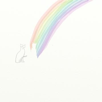 le-chat-qui-voyageait-en-arc-en-ciel